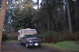 Ft. Stevens, Oregon